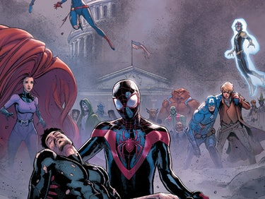 'Civil War II' Had a High Death Count, But No One Seems to Care