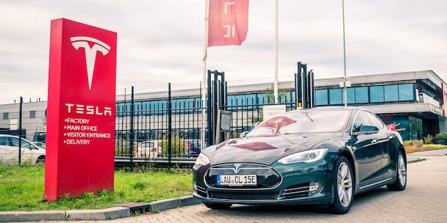 Roadtrip zur Tesla-Factory Tilburg