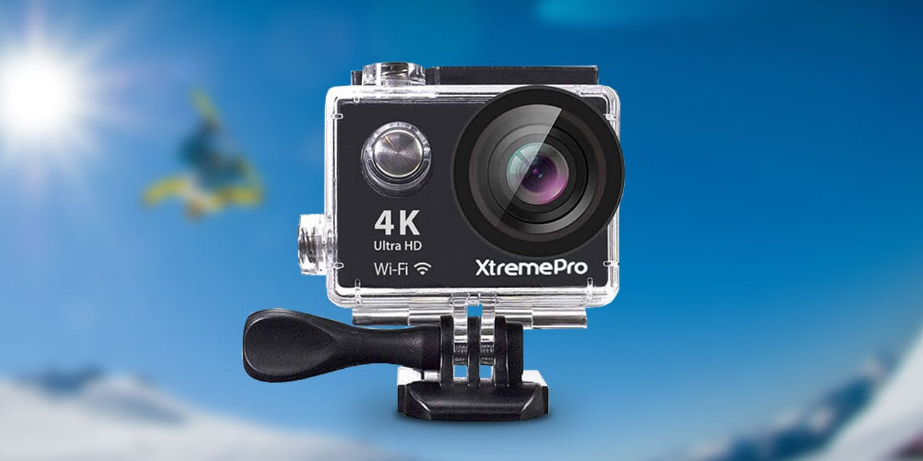 Looking for a Cheaper GoPro? The Xtreme Pro Action Camera to the