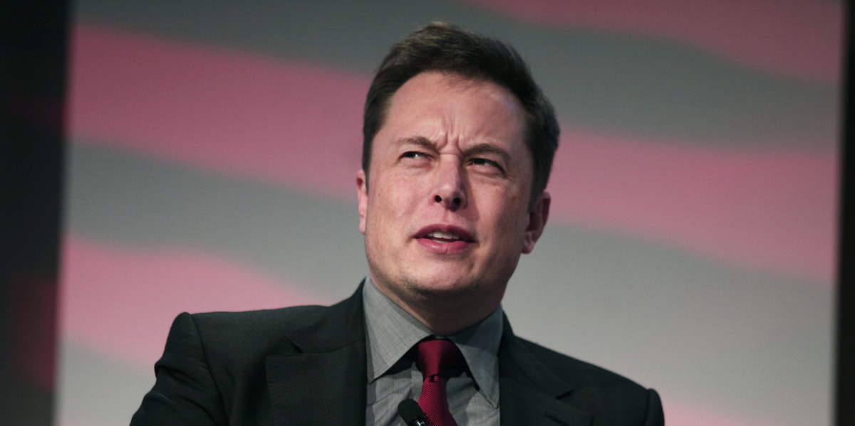 This Video Was Too Weird Even for Elon Musk: 'Wigs Me Out'