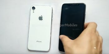 iPhone 2018 hands-on