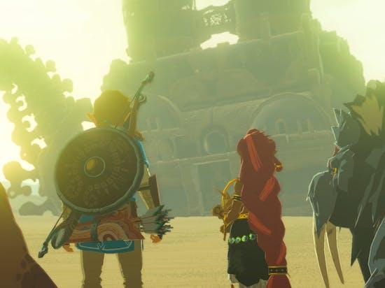 The 5 Best Challenge Runs in 'Zelda: Breath of the Wild'