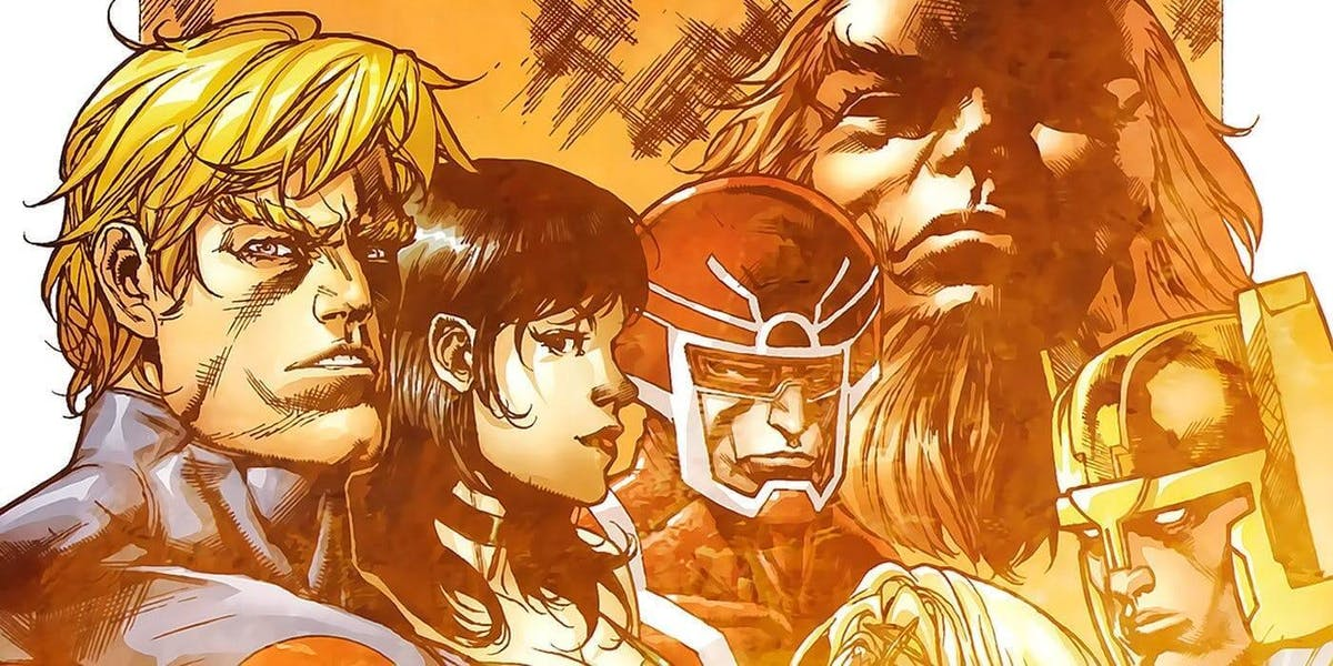 Marvel Phase 4 leaks: 'Eternals' set photos tease a major death
