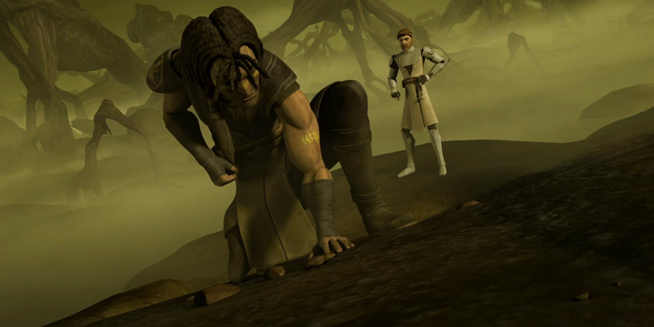 star wars the clone wars psychomtry