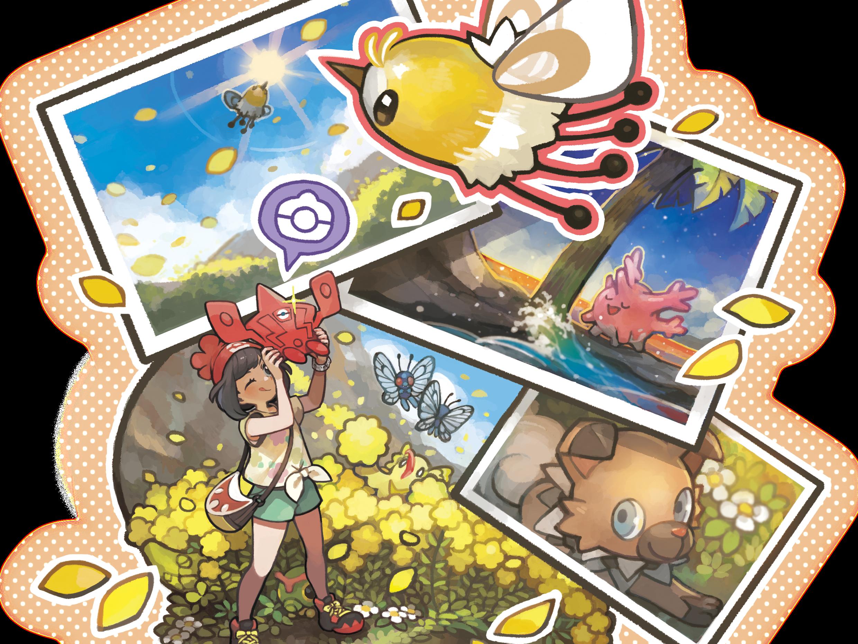 'Pokemon Sun' and 'Pokemon Moon'