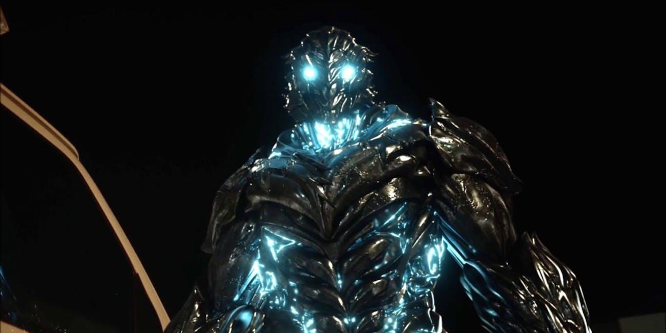 Savitar on 'The Flash'