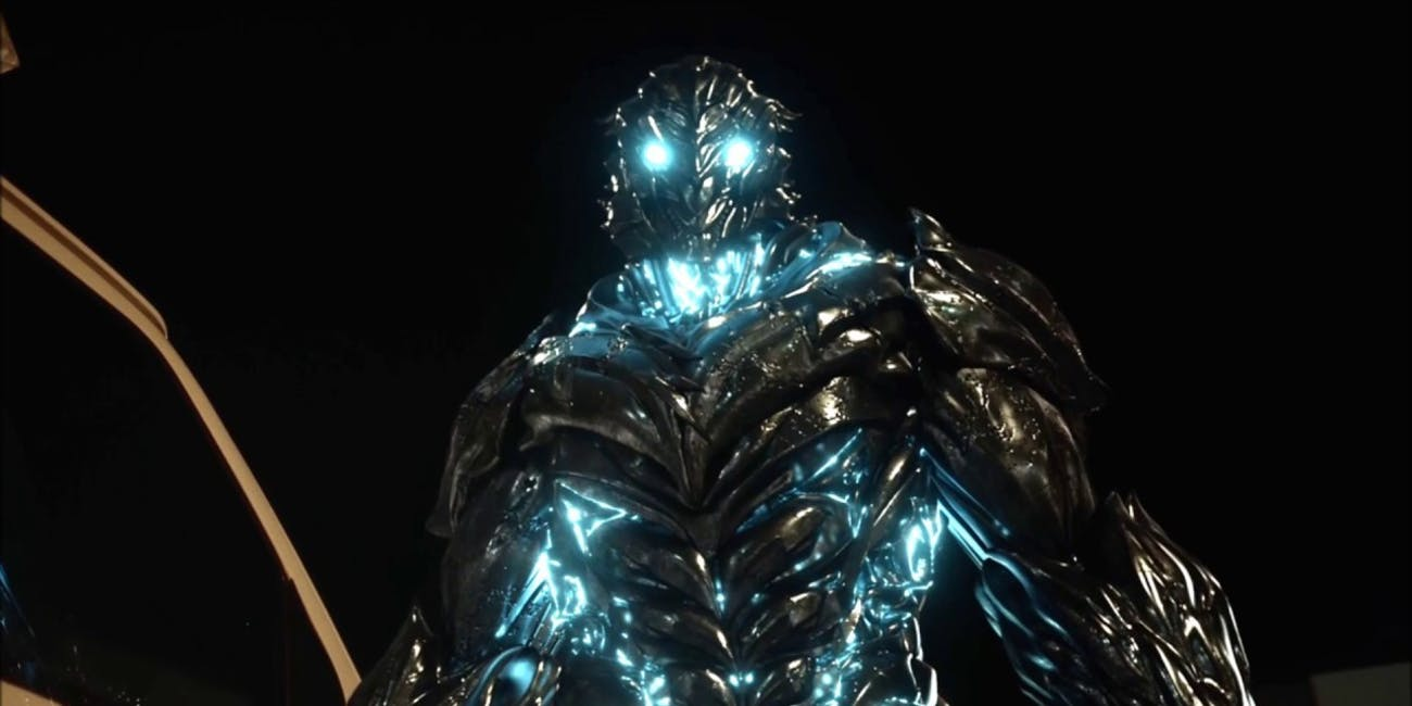 Savitar on 'The Flash'