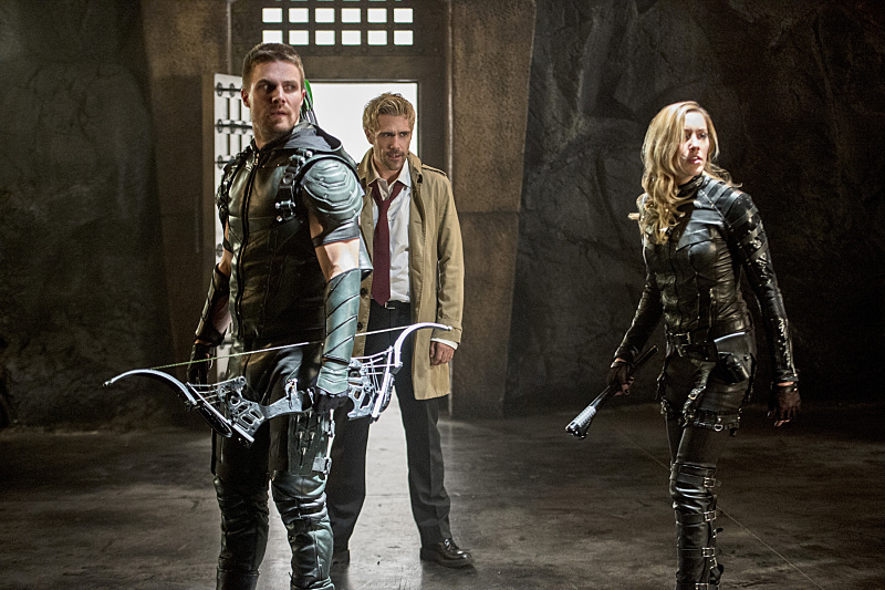 Arrow' and 'Constantine' Shows 'Sleepy Hollow' How to