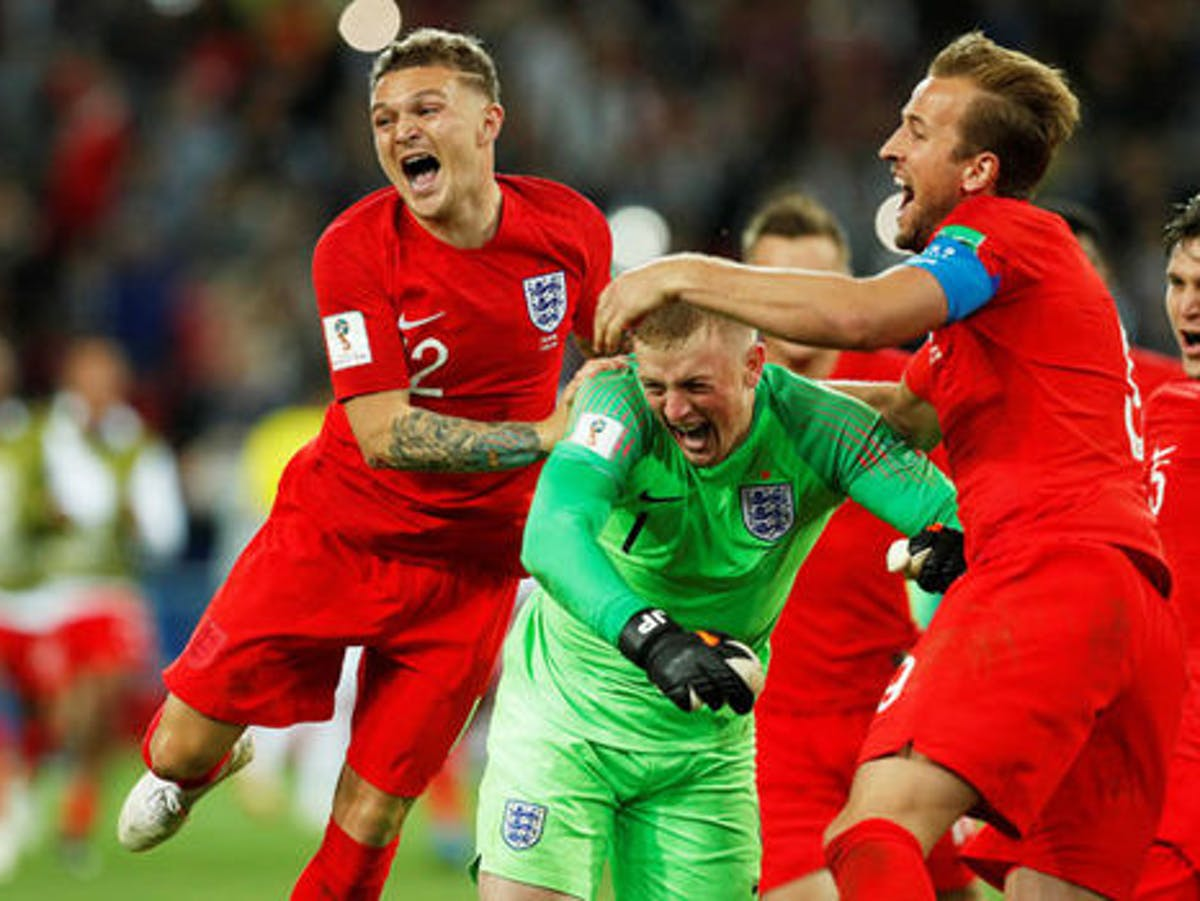 Why England-Colombia World Cup Match Triggered Apple Heart Rate Alerts