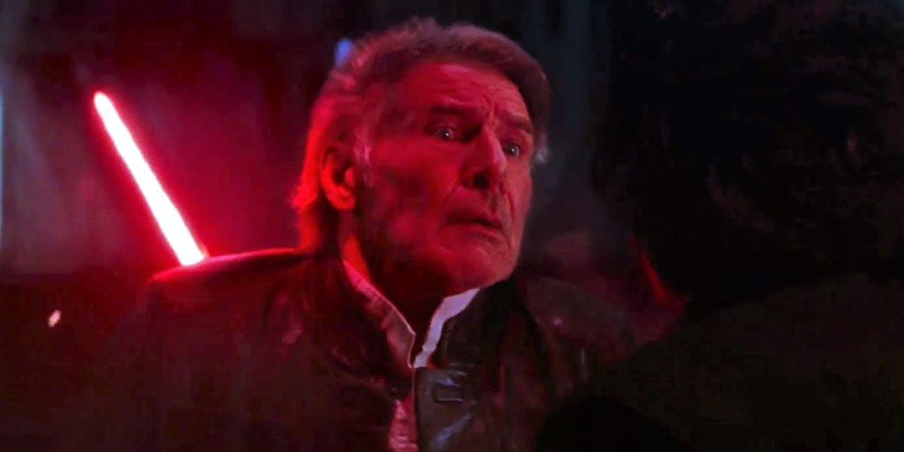Han Solo Dies