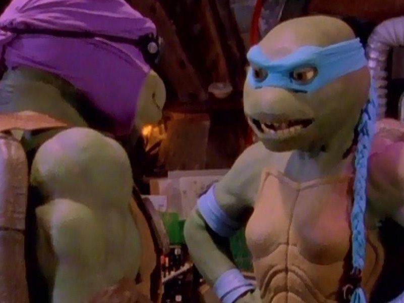 The Forgotten #TooFemale Teenage Mutant Ninja Turtle