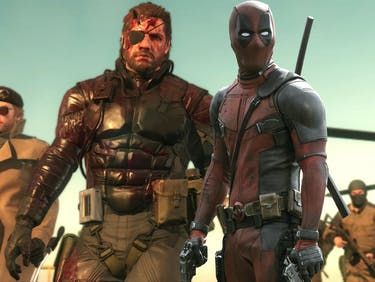 "'Metal Gear Solid' Director Wants to ""Go the Deadpool Route"""