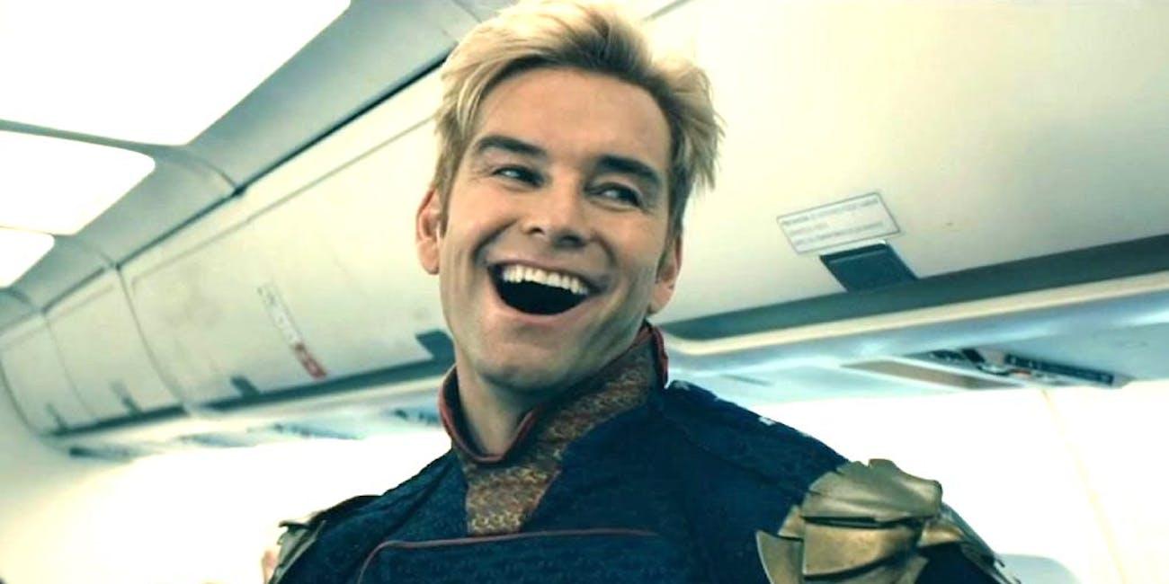 the boys season 2 release date homelander twist comics