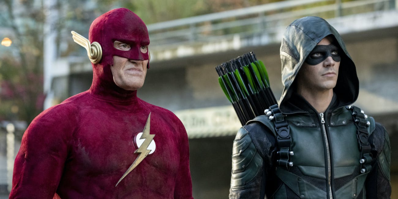 Arrow The Flash Elseworlds Crisis on Infinite Earths