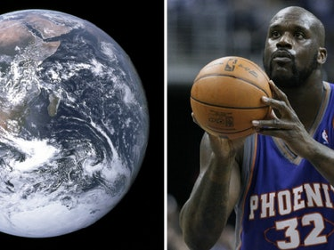 We Fact-Checked Shaq's Flat Earth Ideas So You Don't Have To