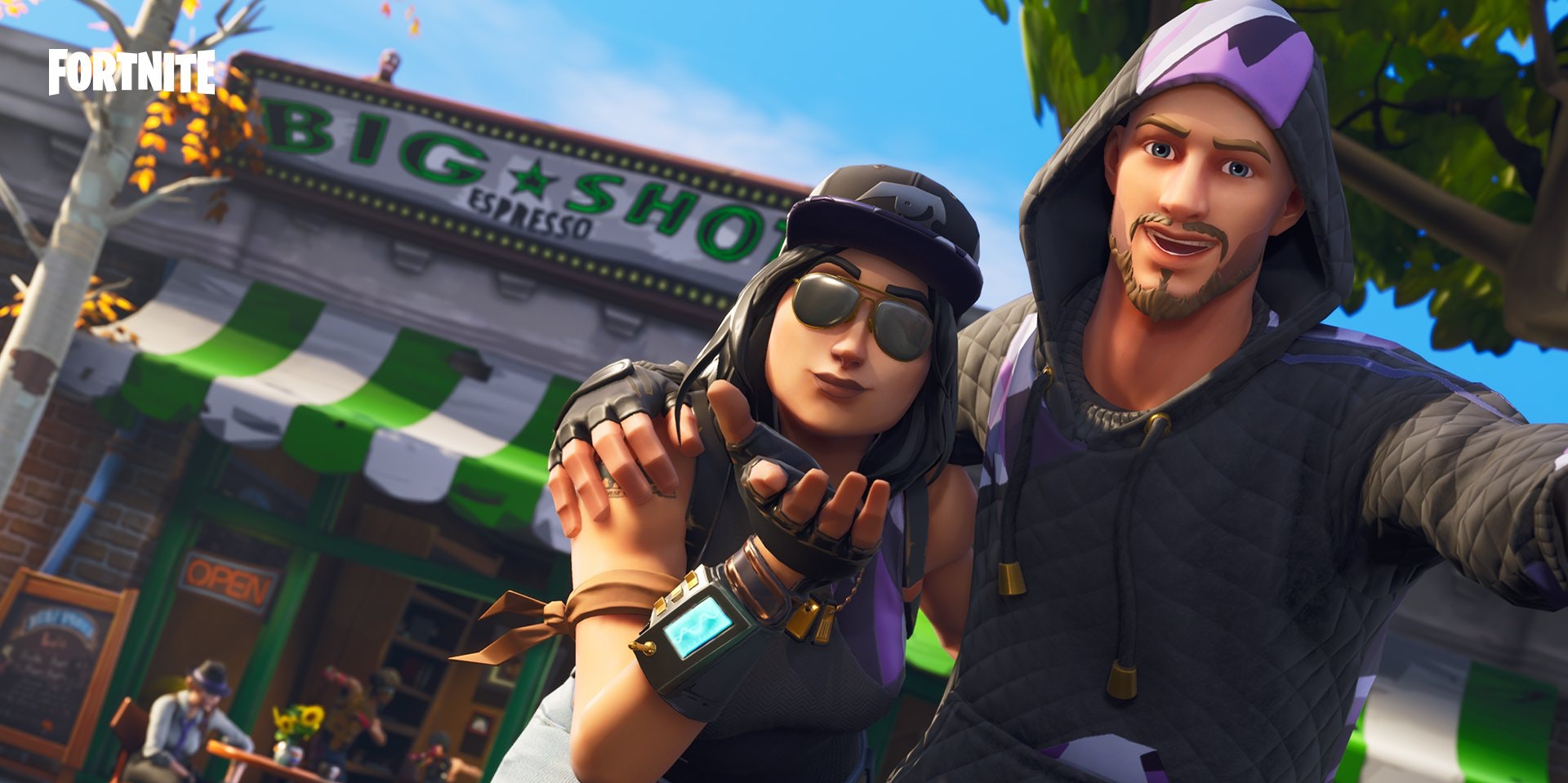 Fortnite Leaks Gifting Update Christmas In July And More Inverse