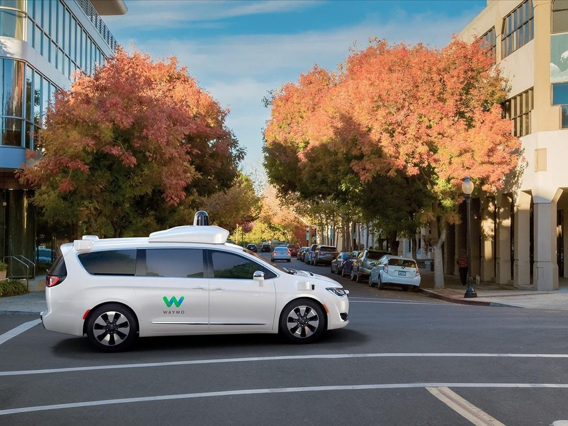 """Google's """"Full-Stack"""" Approach Will Make Autonomous Driving Cheap AF"""