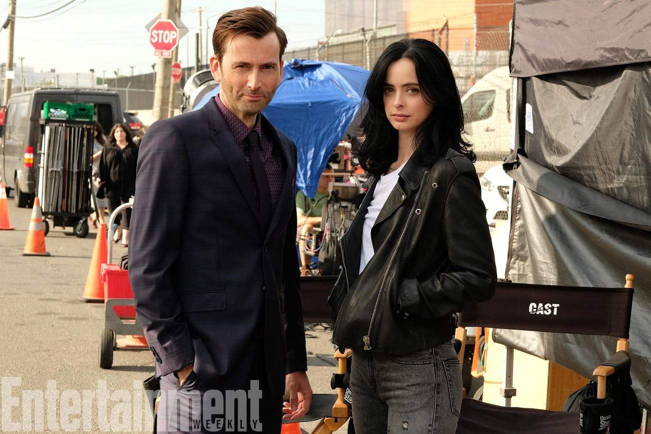 Jessica Jones Season 2 Kilgrave David Tennant