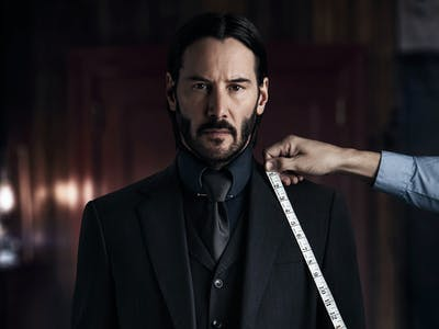 """John Wick Is """"Bulletproof"""" in First Poster for 'John Wick 2'"""