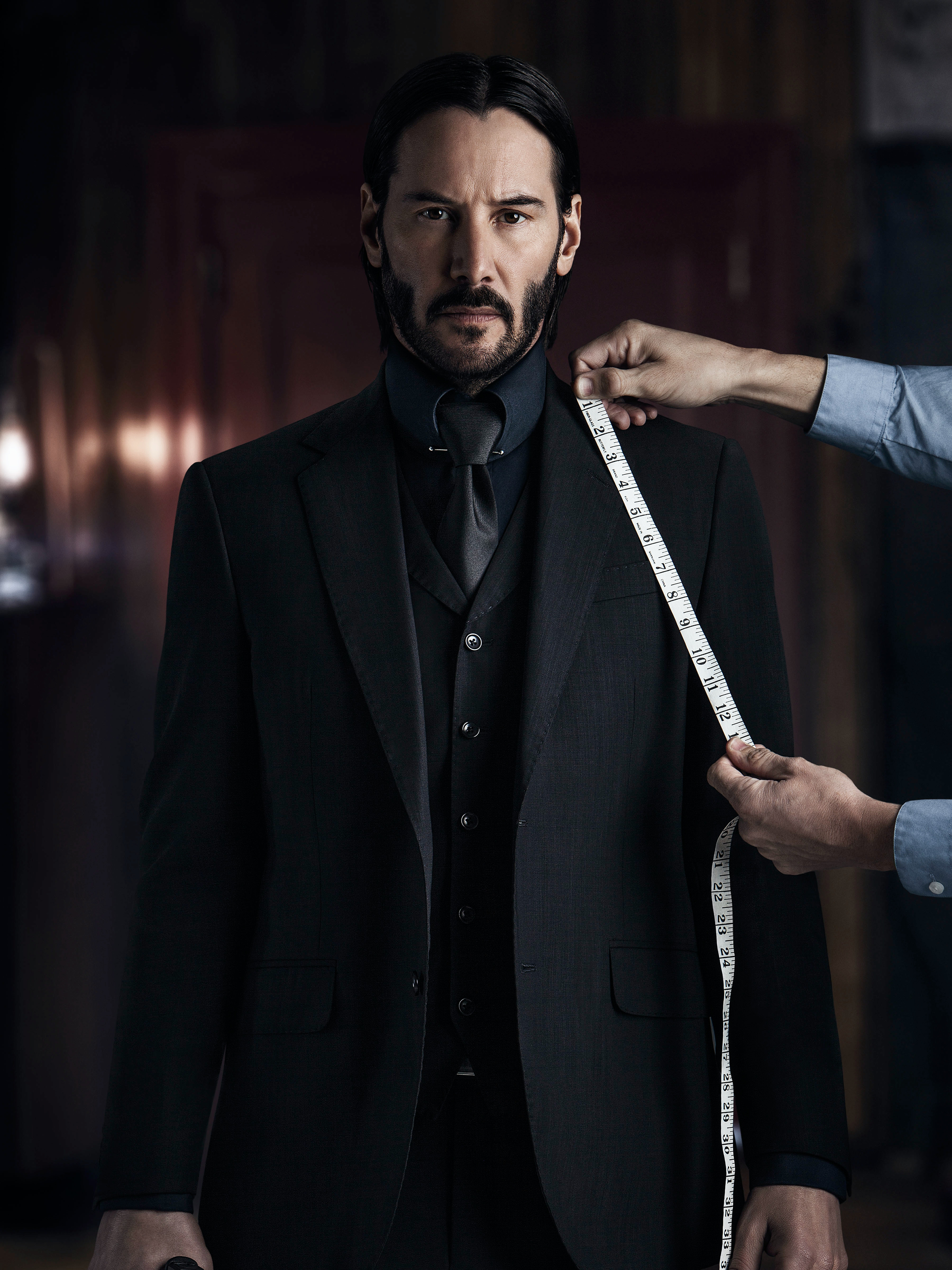 Poster for Summit Entertainment's 'John Wick 2'