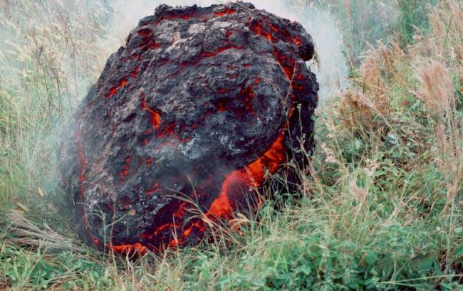 Accretionary Lava Ball