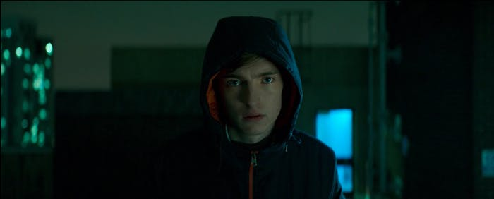 Tom in iBoy