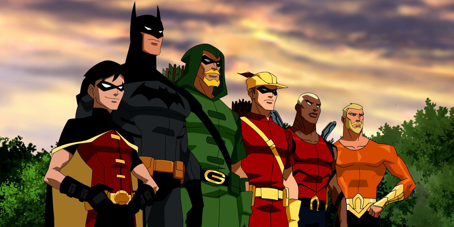 'Young Justice' Needs A Hero, Says Creator Greg Weisman