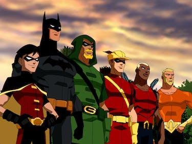 'Young Justice' Needs A Hero, Says Creator Greg Weisman