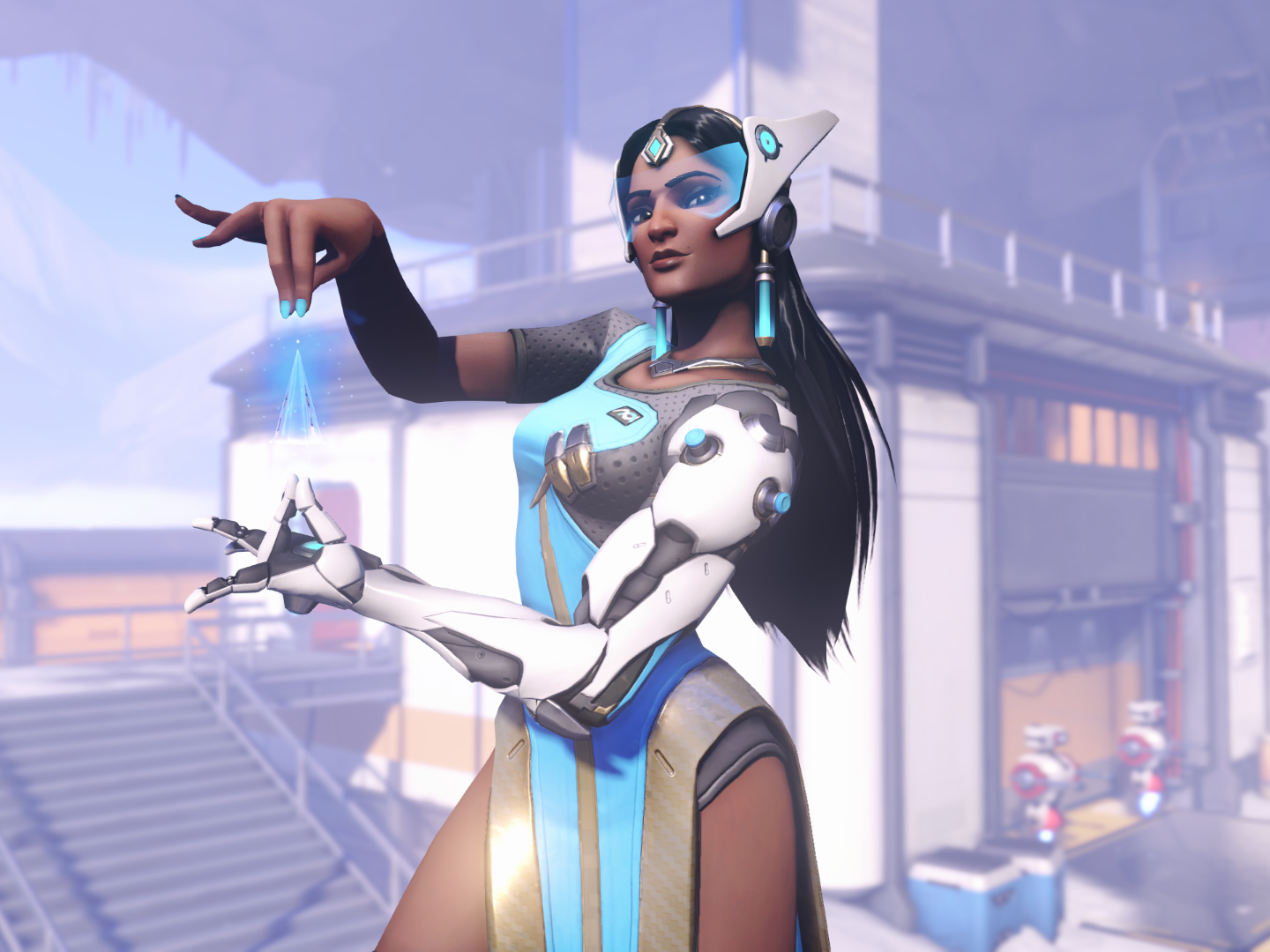 Symmetra Just Got a Million Times Better in 'Overwatch'