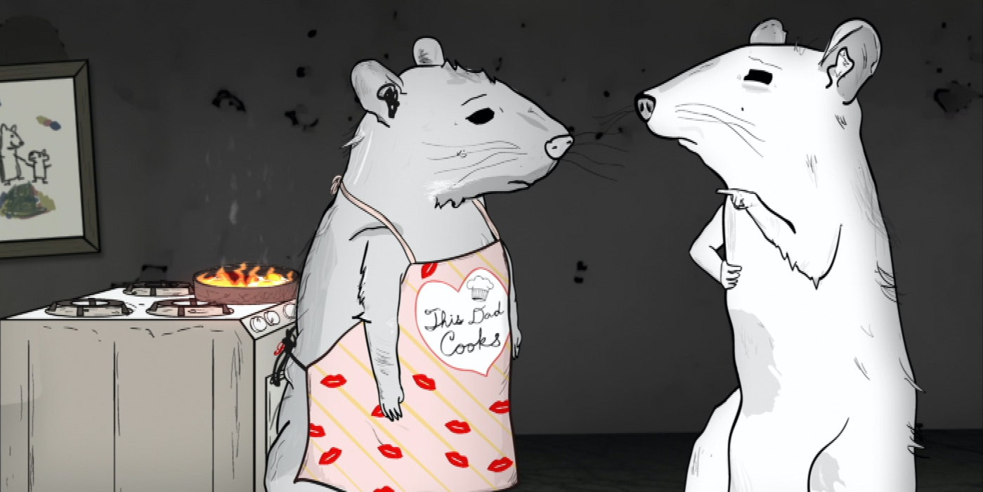 Rats in HBO's Animals
