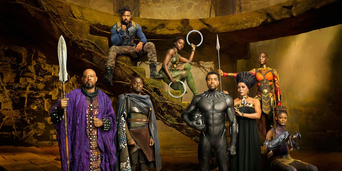 Black Panther Marvel