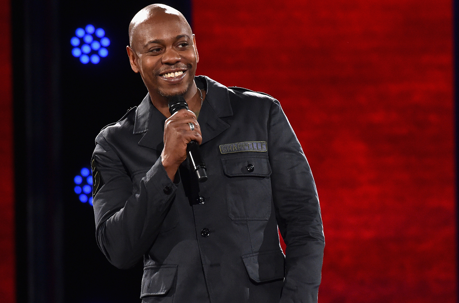 Dave Chappelle's back in new Netflix special trailer