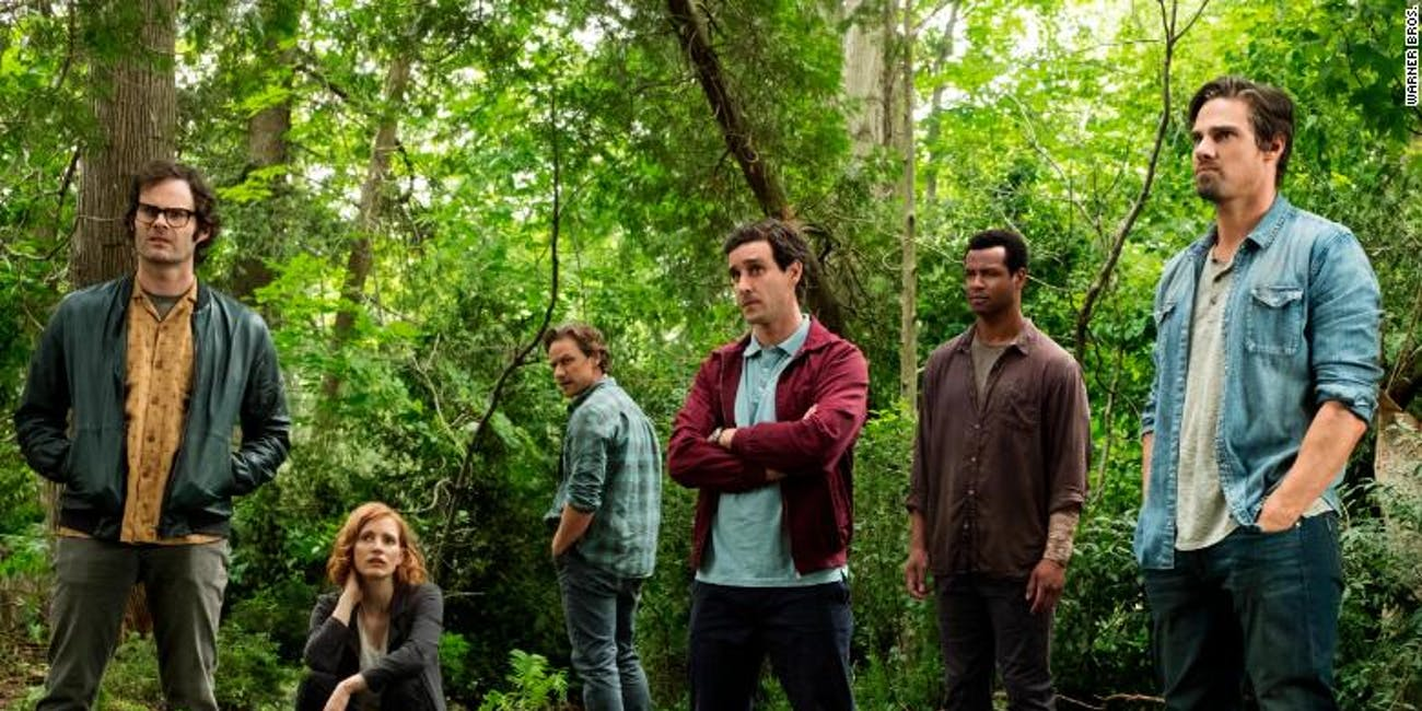 The Losers' Club in 'It: Chapter Two'