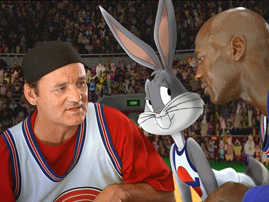 The Best Line in 'Space Jam' Is Bill Murray's Defining Moment