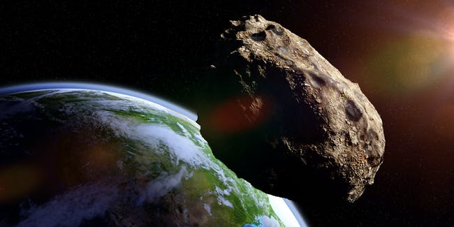 asteroid, meteorite