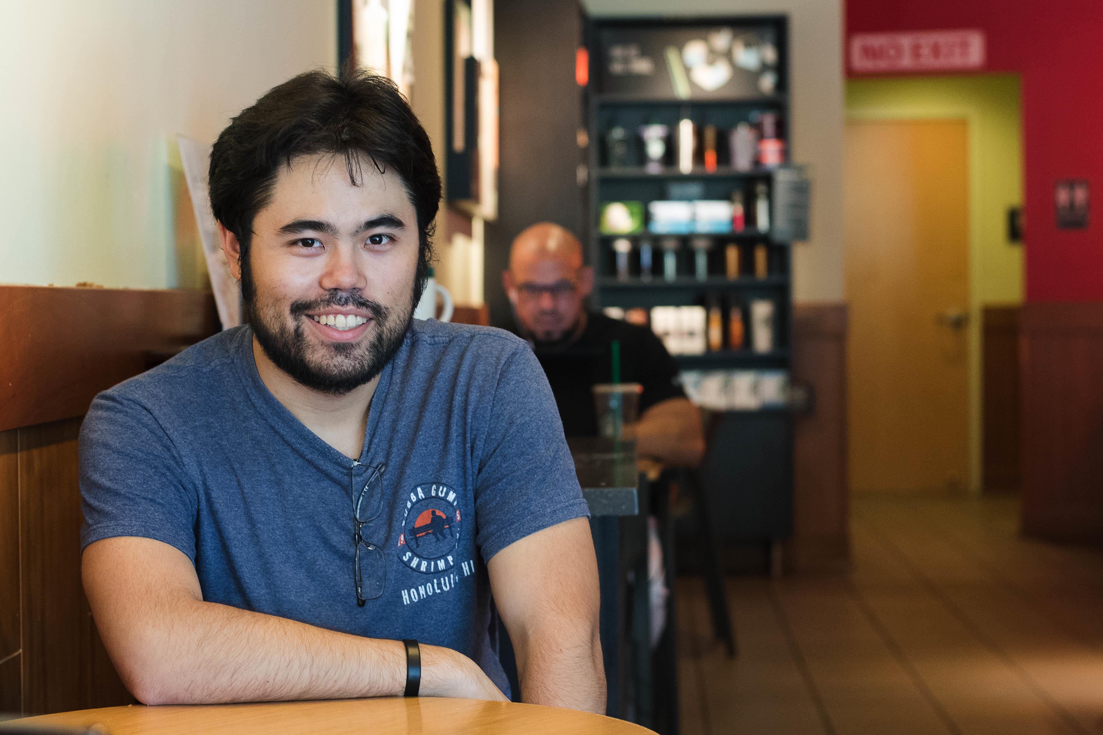 Getting to know Grandmaster Hikaru Nakamura | Student Life