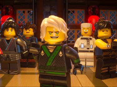 Lego Goes Kung Fu With First 'Ninjago' Movie Trailer