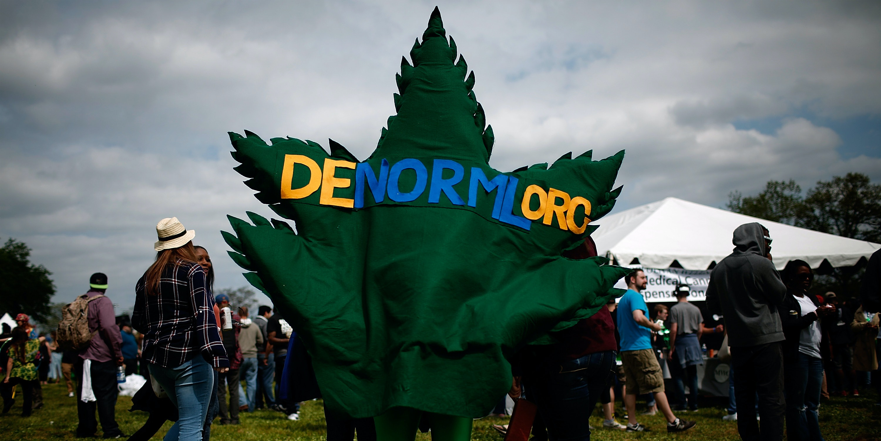 """Despite the ruling, researchers like UCSD's Ty Brumback believe that marijuana rescheduling is """"inevitable,"""" given the tide of legalization spreading across America."""