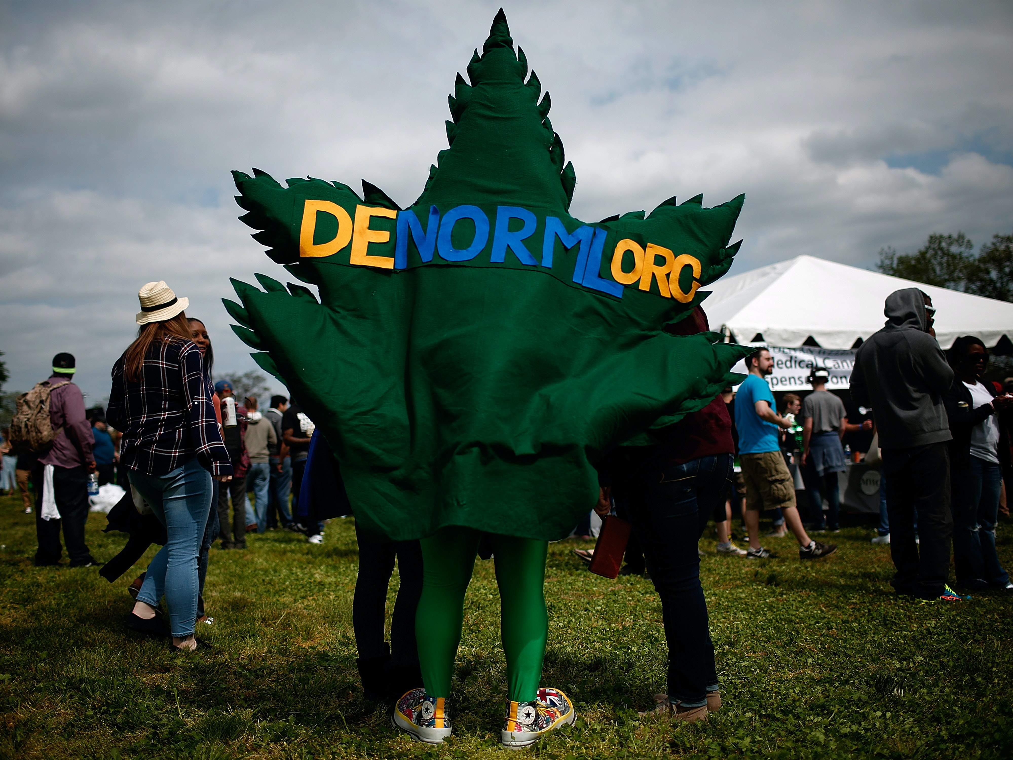 "Despite the ruling, researchers like UCSD's Ty Brumback believe that marijuana rescheduling is ""inevitable,"" given the tide of legalization spreading across America."