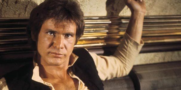 Han Solo, Captain of the Millennium Falcon