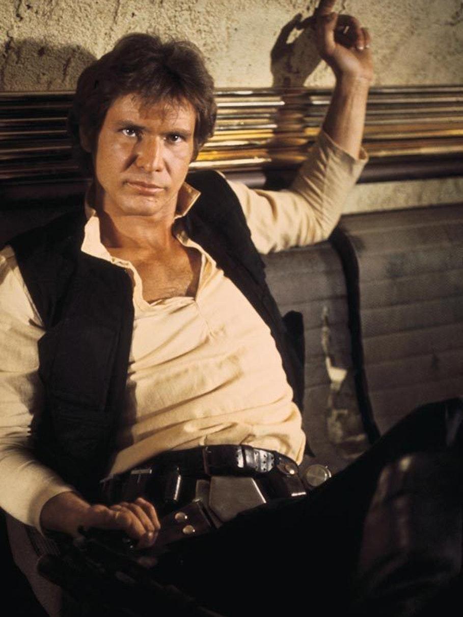 Han Solo, Captain of the Millennium Falcon