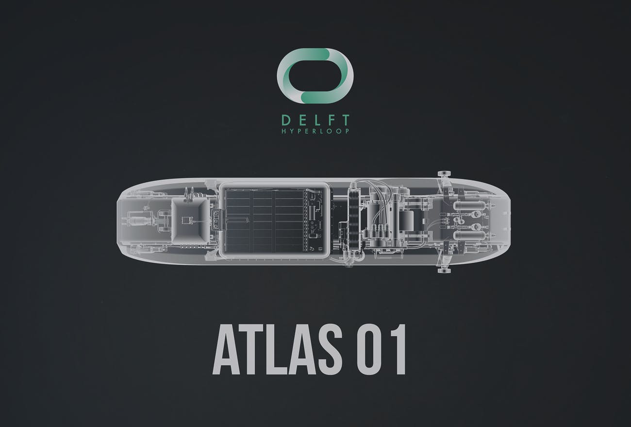 An x-ray of Atlas 01.