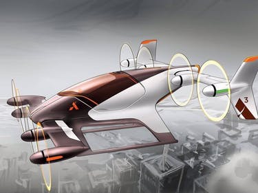 Airbus Will Make Flying Taxis a Reality by 2020