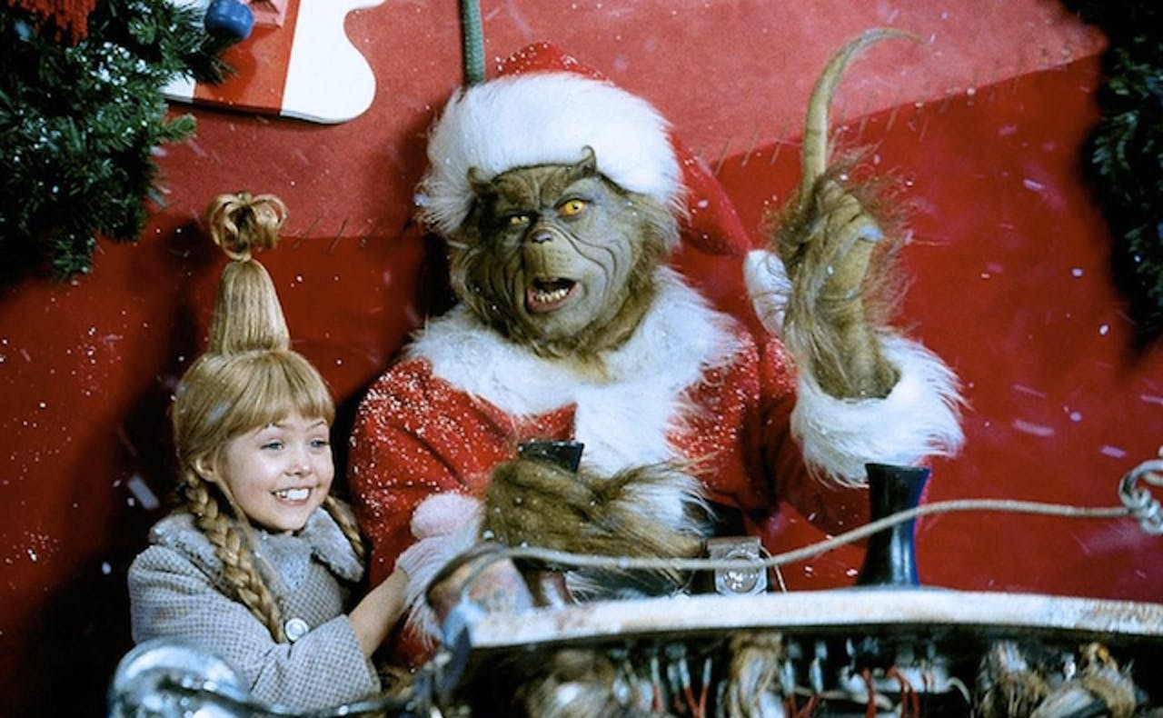 How The Grinch Stole Christmas Cindy Lou Dad.Why The Live Action How The Grinch Stole Christmas Is The