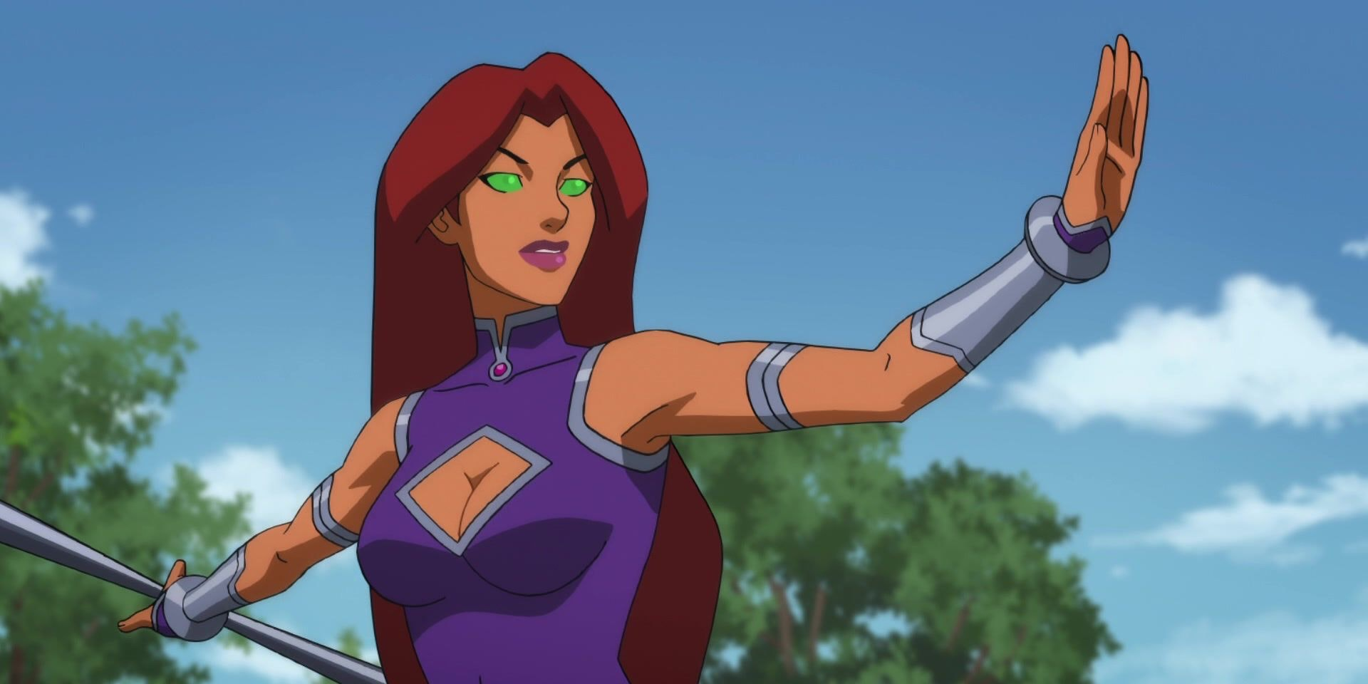'Teen Titans' TV Show Is Really Making Some Choices with the Costumes