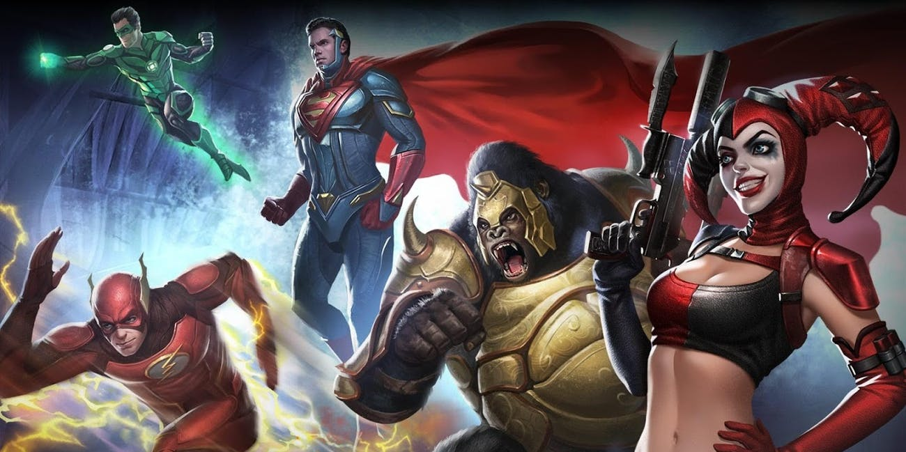 Injustice 2 Video Game