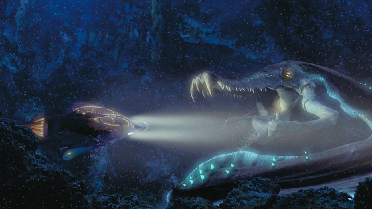 Ranking the 10 Freakiest Creatures in 'Star Wars' History
