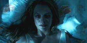 Elizabeth Moss as Offred in 'The Handmaid's Tale'