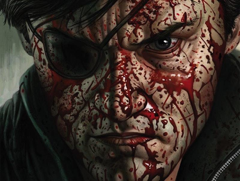 'Metalocalypse' Writer's Gory 'Slayer' Comic Looks Dark AF
