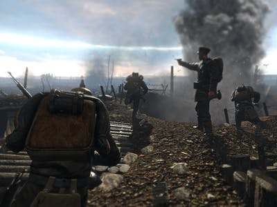 'Verdun' Is Beating 'Battlefield 1' to WWI Carnage